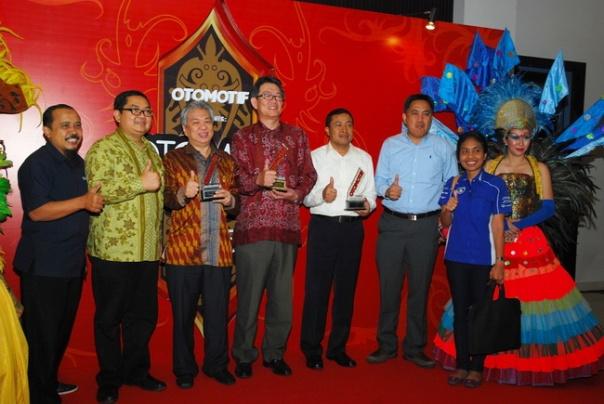 PT Yamaha Indonesia Motor Manufacturing meraih 9 penghargaan Otomotif Award persembahan Tabloid Otomotif