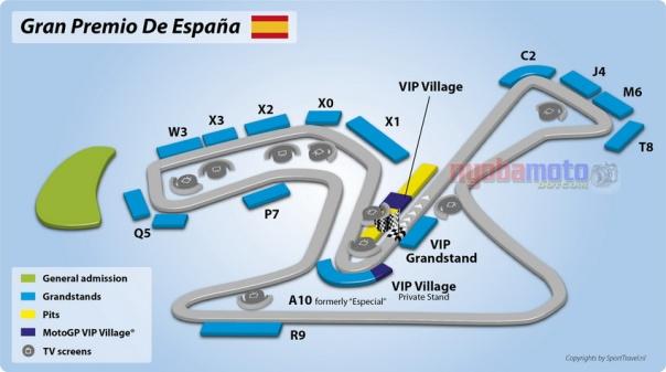 Sirkuit Jerez - Spanyol