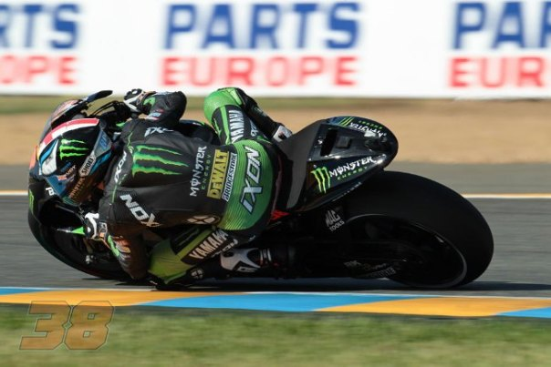 Bradley Smith : Monster Tech 3