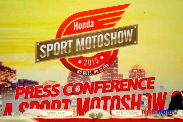 Press Conference - Honda Sport Motor Show -