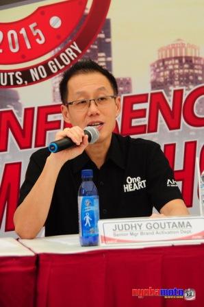 Mr. Judhy Goutama