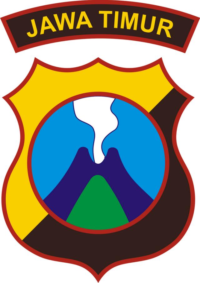 Logo Polda Jawa Timur