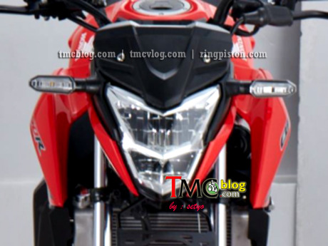 Bagian Headlamp Honda All New CB150R 2015