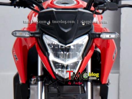 Bagian Headlamp Honda All New CB150R 2015
