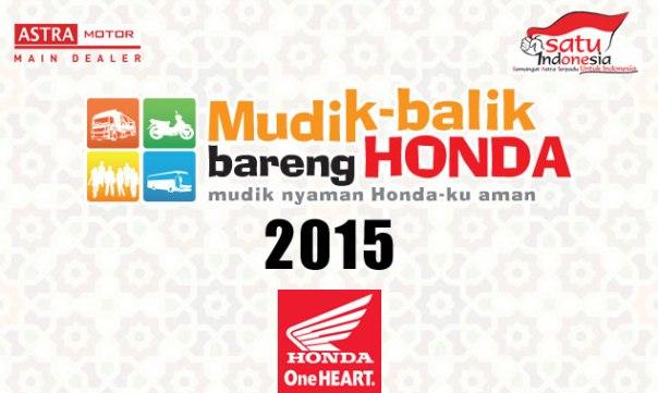 Mudik Balik Bareng Honda (MBBH)