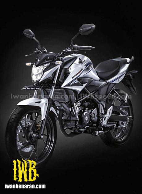 Rupa anyar Honda CB150R Streetfire ver. 2 dari : iwanbanaran.com