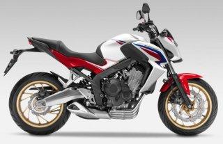 Honda CB650F RWB