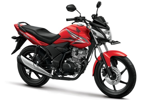 Honda verza 150 CW - Sporty Red