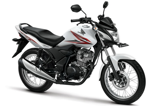 Honda Verza 150 SW - Advance White