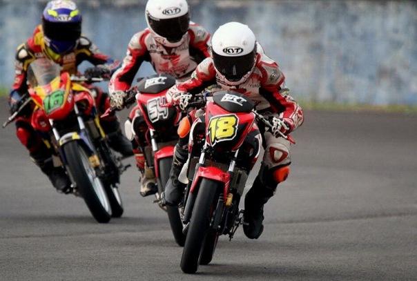 Kejurnas 150 Race 1