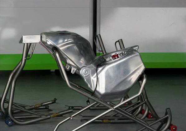 Tangki Bensin Honda RCV