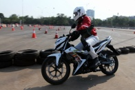 Tesride All New Honda Sonic 150R