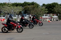 Tesride Honda All New CB150R Streetfire