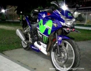 Honda CBR250R Mas Sayur versi Movistar 05