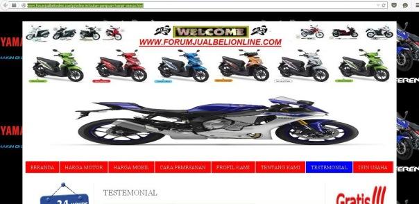 Nih header situsnya