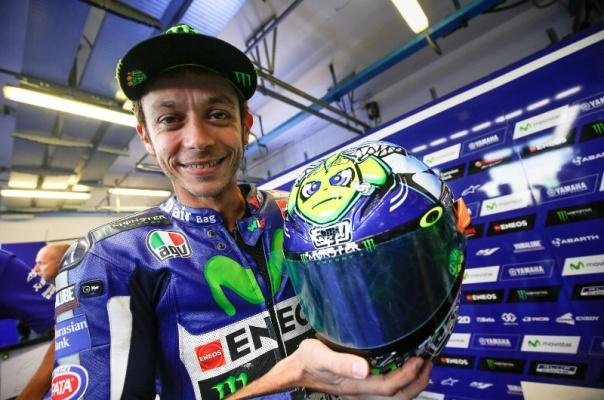 Valentino Rossi, Unggul 11 poin atas Jorge Lorenzo