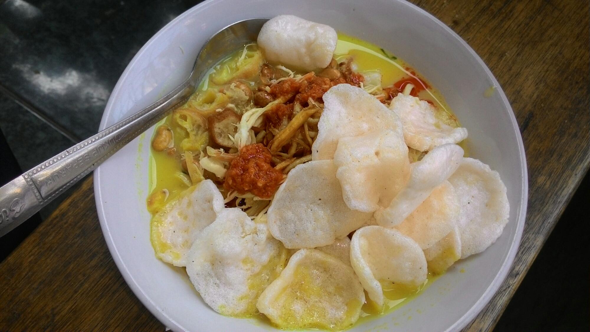 Sarapan Bubur Ayam Di Jl Panarukan Kepanjen Malang WIRO NybaMt