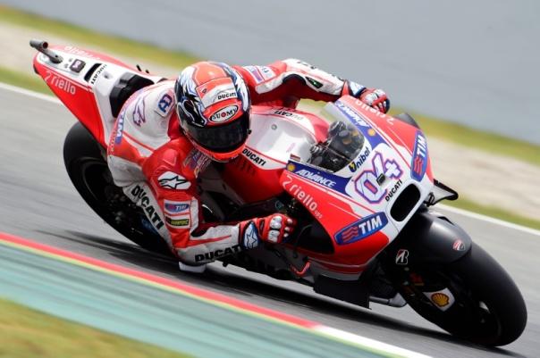 Ducati Andrea Dovisiozo 2015