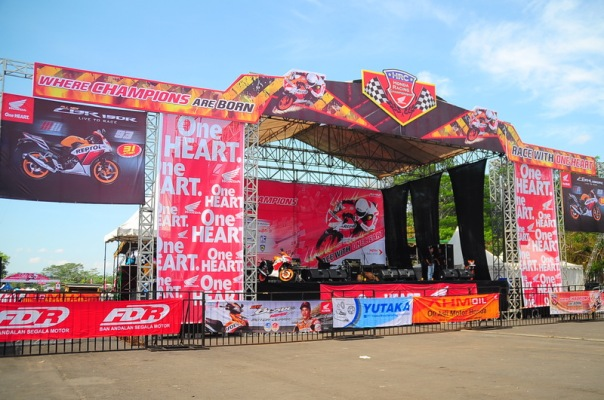 Main Stage di HRC