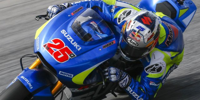 Maverick Vinales, Rookie of The Year 2015