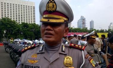 AKBP Budiyanto Kabag Ops Ditlantas Polda Metro Jaya