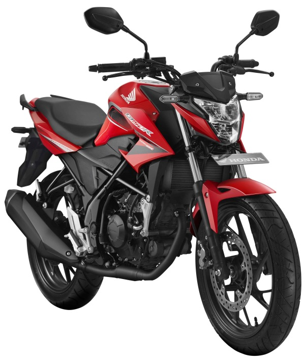 all new honda cb150r_Merah