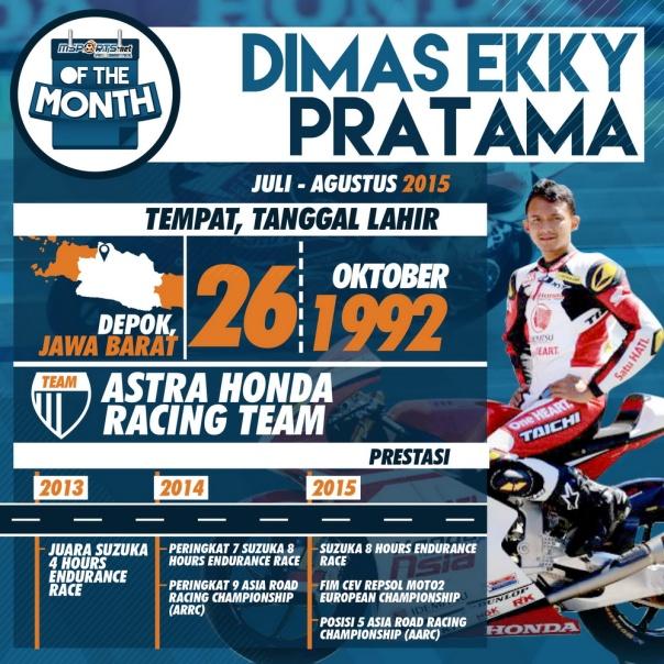 Karier Dimas Ekky Pratama