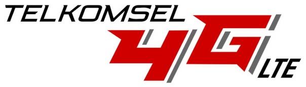 Logo 4G LTE_Telkomsel