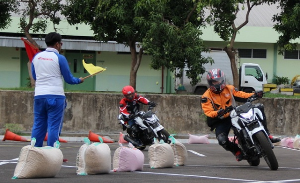 Track Day bersama All New Honda CB150r StreetFire