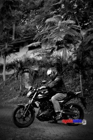 Yamaha MT 25 250cc Wiro nyobamoto-2