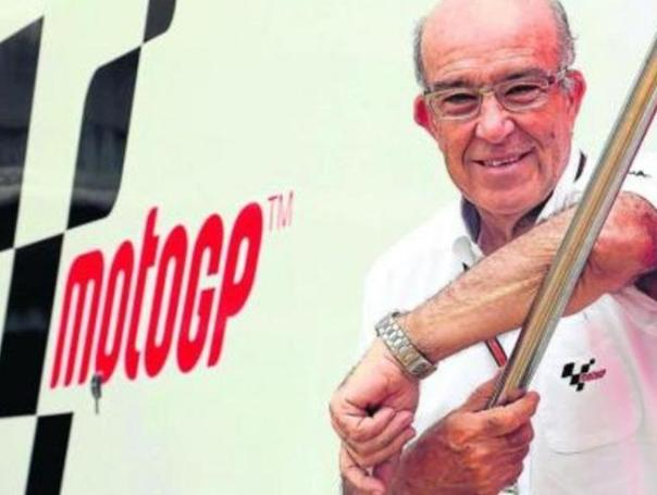 Carmelo Ezpeleta - CEO Dorna Sports
