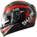 helmet shark black