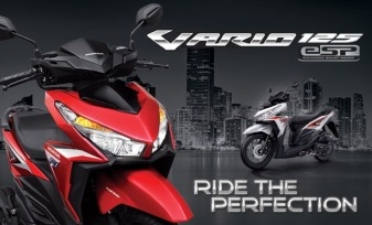 All New Honda Vario 125 eSP CBS ISS