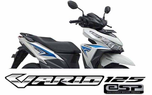 All New Honda Vario 125 eSP CBS