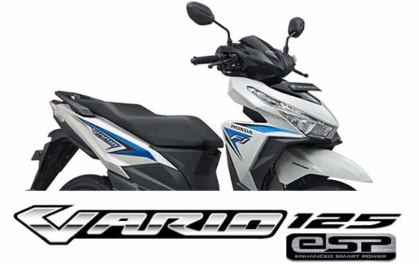 All New Honda Vario 125 eSP CBS
