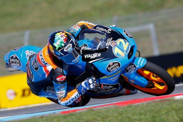 Alex Marquez saat masih di moto3