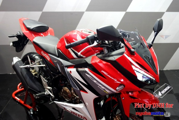 All New Honda CBR150R 2016_2