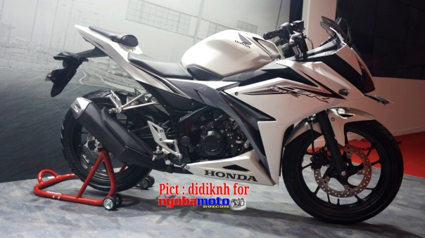 All New Honda CBR150R 2016_3