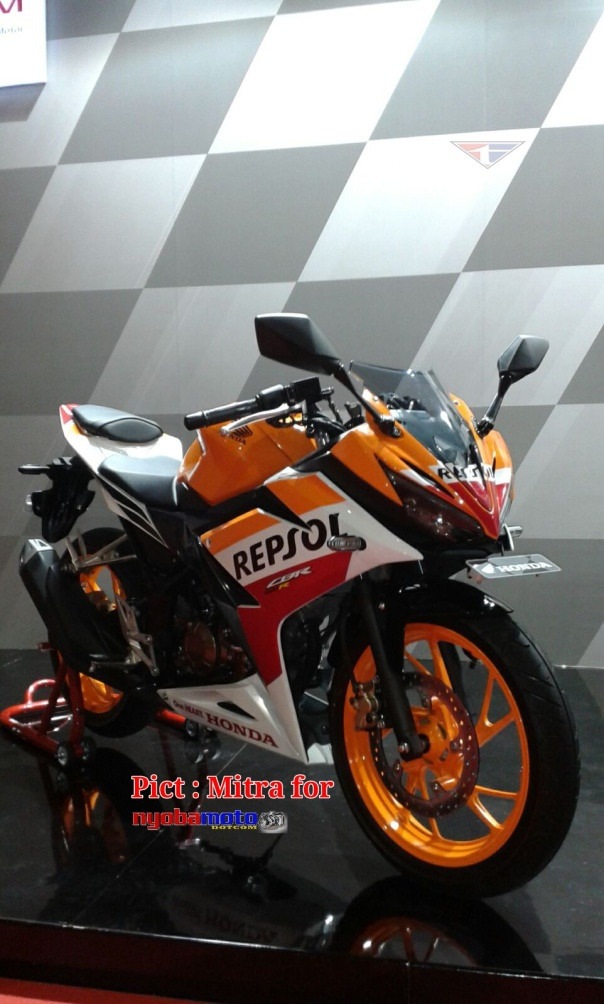 All New Honda CBR150R 2016_4