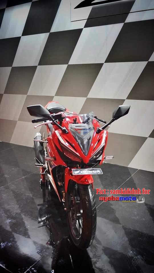 All New Honda CBR150R 2016_5