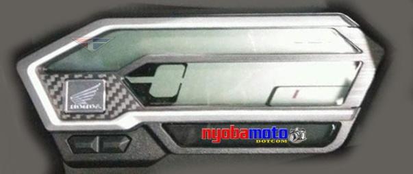 Konsol Speedometer Full Digital
