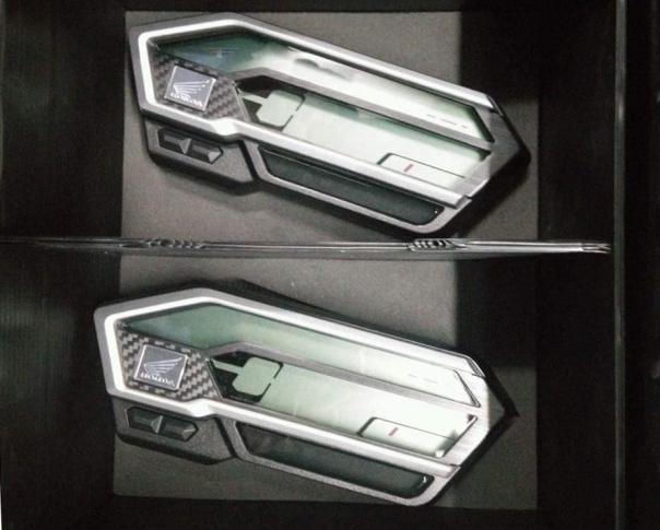 Diduga Panel Speedometer New CBR150R