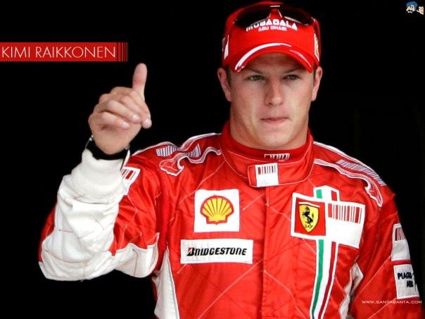 Kimi Raikkonen yang dingin itu