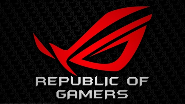 Logo RoG - Republic of Gamers -