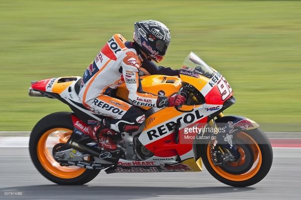 Marc Marquez Repsol Honda