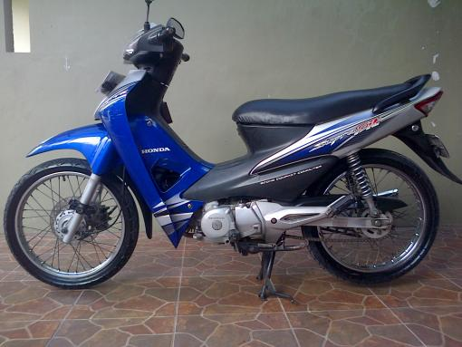 Honda Supra Fit alias Honda Wave