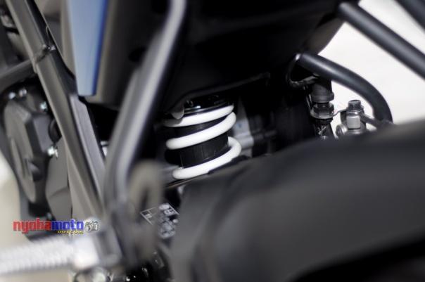 Yamaha Xabre 08