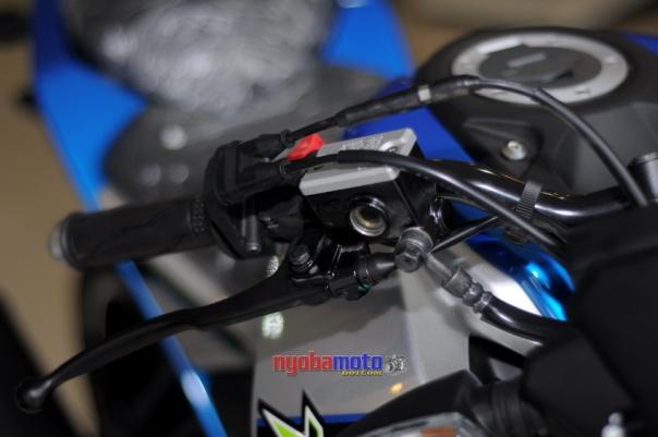 Yamaha Xabre 15