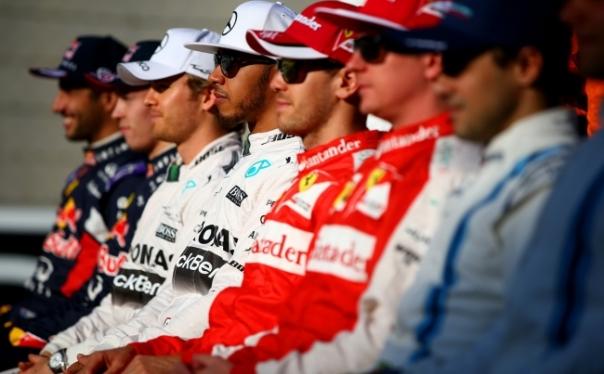 Jajaran Pebalap F1_2016