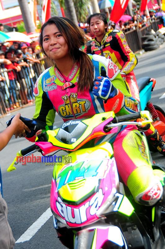 Matic Race Tanpa Batas Blitar_Lady Biker 02